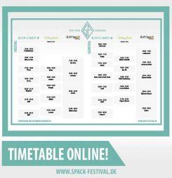 Running-Order Online!