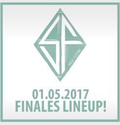 01.05. kommt das Finale Lineup