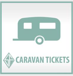 Caravan Tickets erhältlich